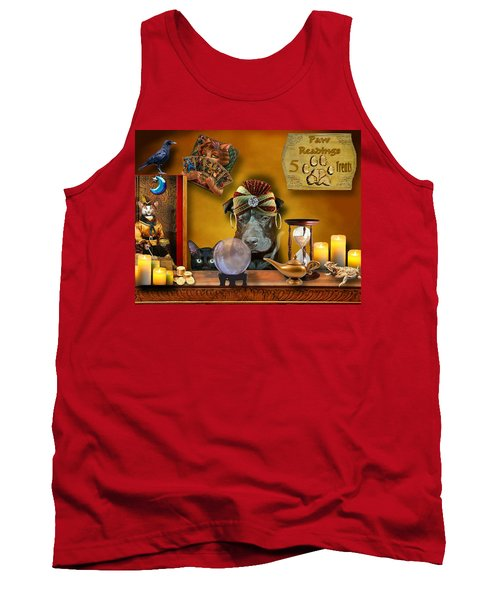 Madam Raisin Tank Top