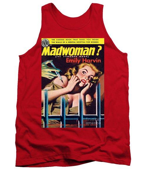 Madwoman? Tank Top