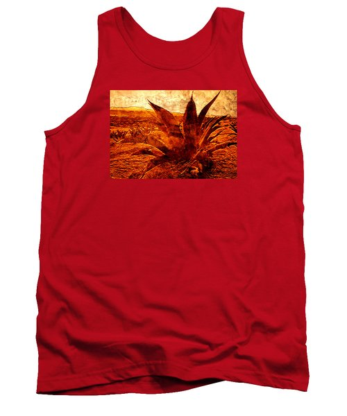 Maguey Agave Tank Top