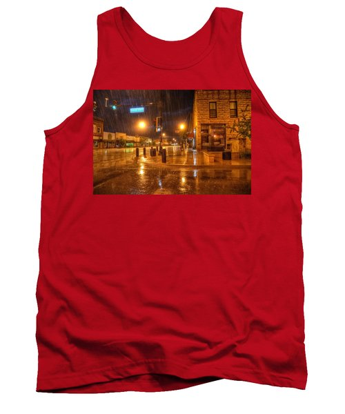 Main And Hudson Tank Top by Fiskr Larsen