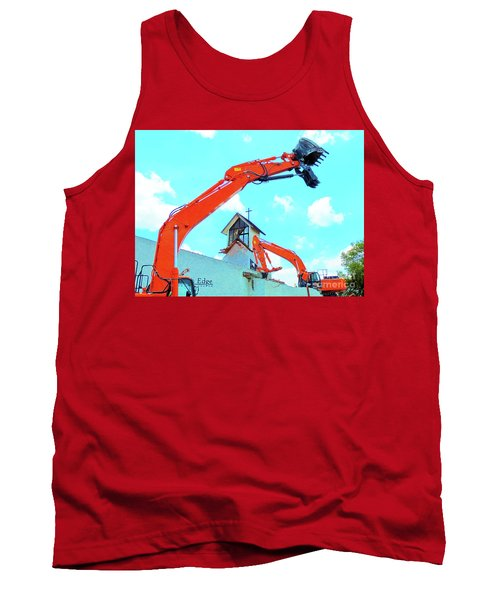 Make Way For Commerce Tank Top