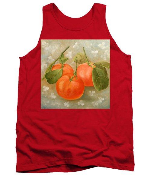 Mandarins Tank Top