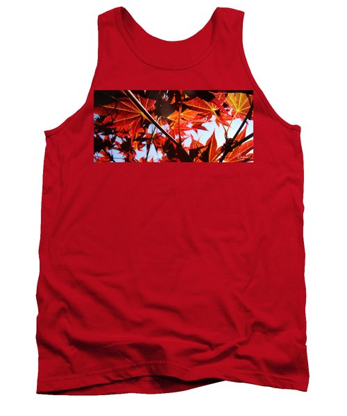 Maple Fire Tank Top