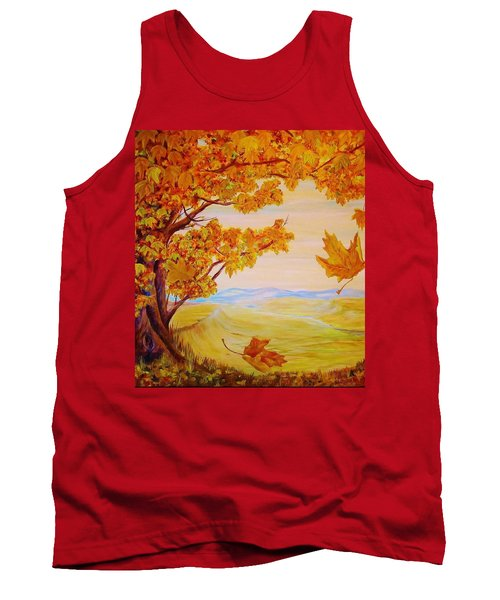 Maple One Fifty Tank Top by Cathy Long