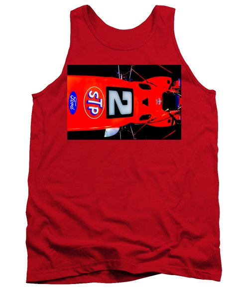 Mario 69 Tank Top by Michael Nowotny