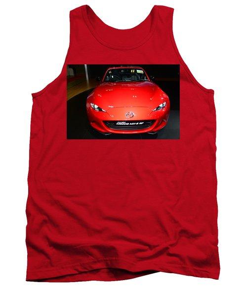 Mazda Mx5 Tank Top