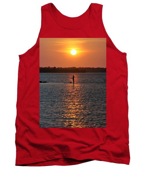 Me Time Tank Top by John Glass
