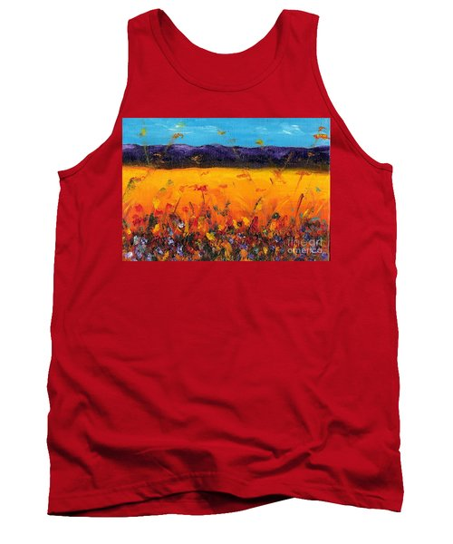 Melissa's Meadow Tank Top
