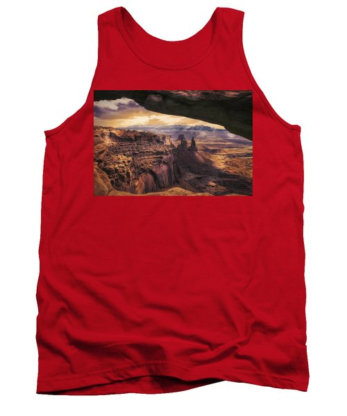 Mesa Arch Tank Top