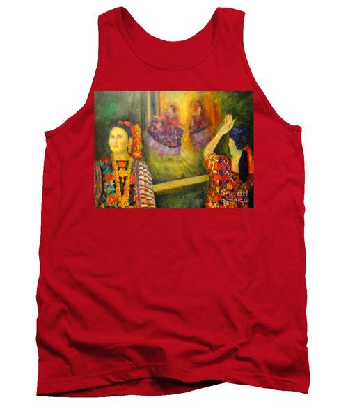 Mexican Festival Tank Top