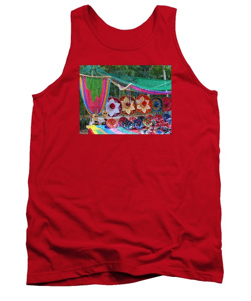 Mexico Sombrero Tank Top