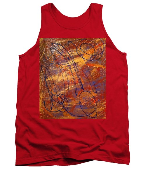 Mind Reflection  Tank Top