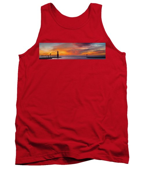 Tank Top featuring the photograph Mine Eyes Have Seen The Glory by Bill Pevlor
