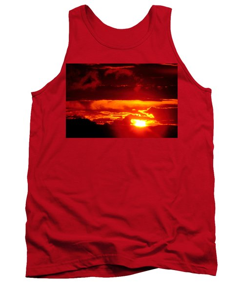 Tank Top featuring the photograph Moment Of Majesty by Bruce Patrick Smith