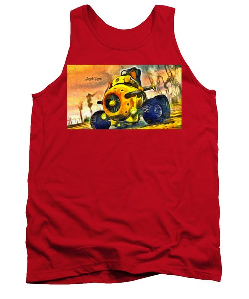 Monojet Tank Top