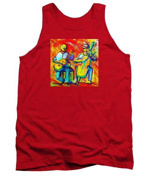Montana Skies Performance Tank Top