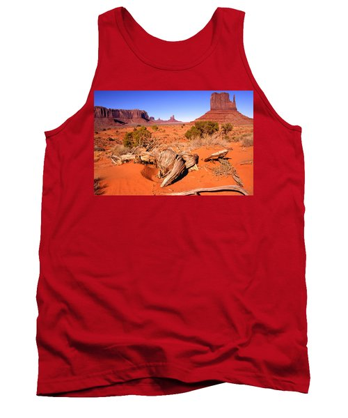 Monument Valley, Arizona, U S A Tank Top