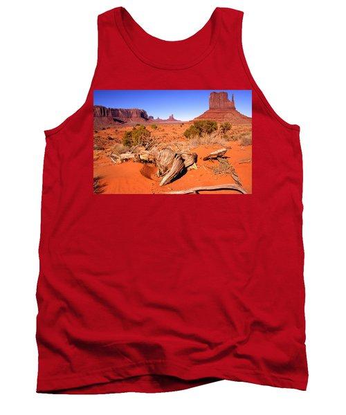Monument Valley, Arizona, U S A Tank Top