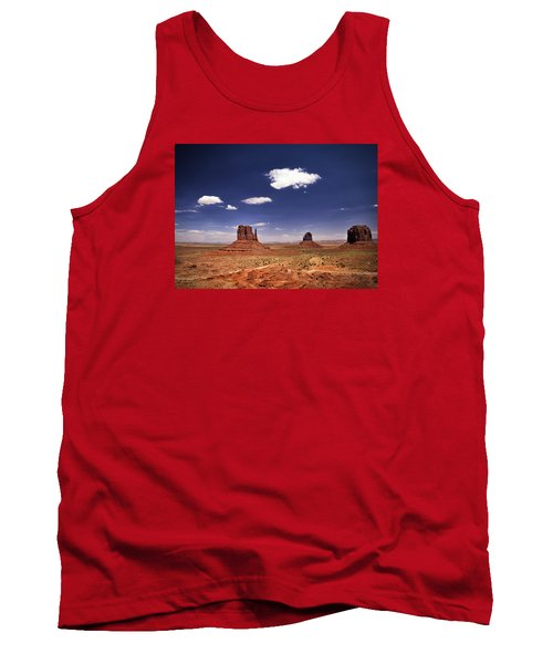 Monument Valley Tank Top by James Bethanis
