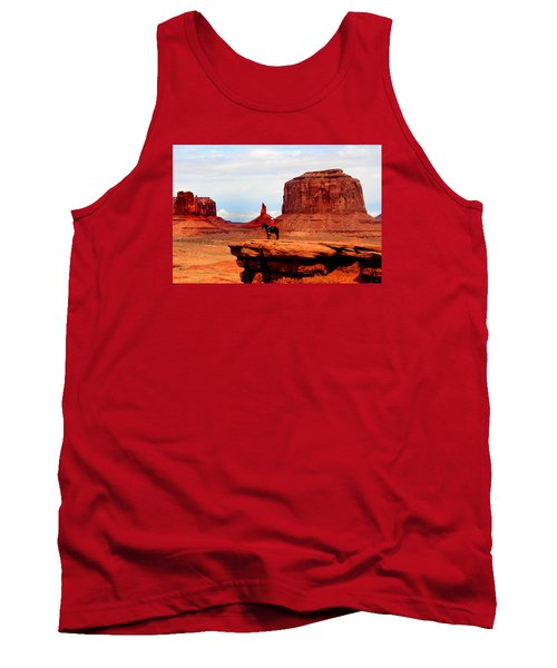 Monument Valley Tank Top by Tom Prendergast