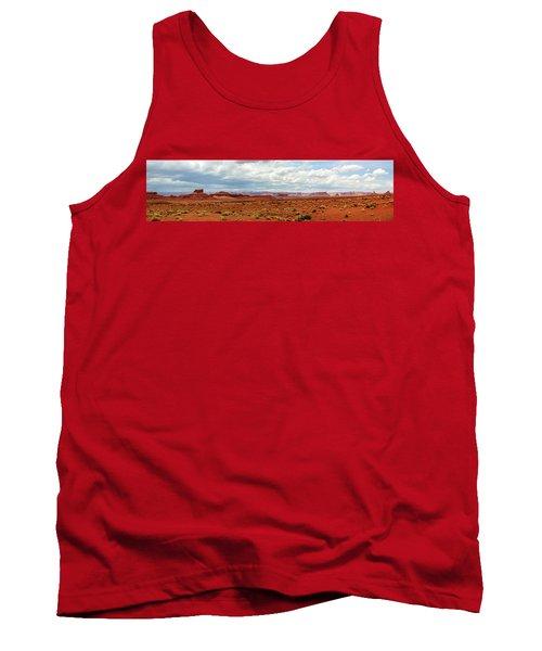 Monument Valley, Utah Tank Top