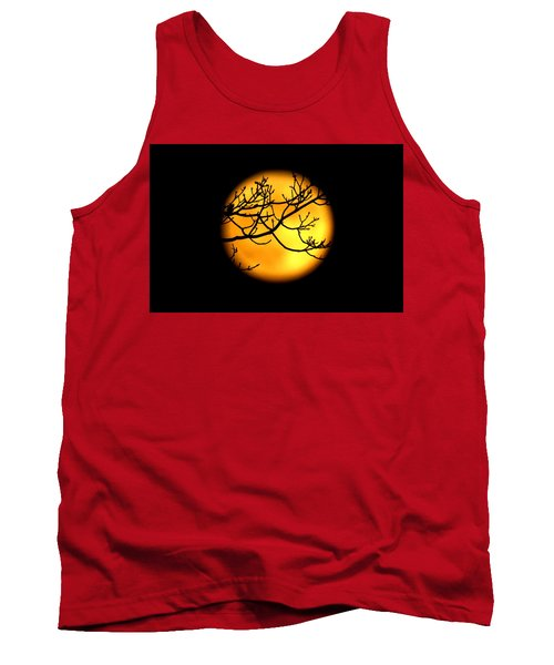 Moon In The Trees Tank Top