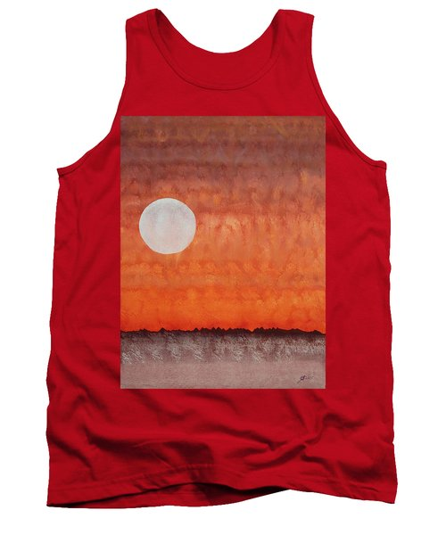 Moon Over Mojave Tank Top