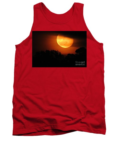 Moon Rise Tank Top by Shelia Kempf