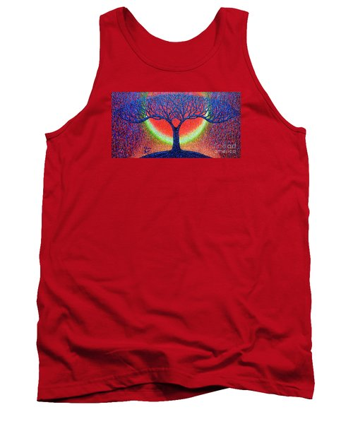 moonshine-2/God-is light/ Tank Top