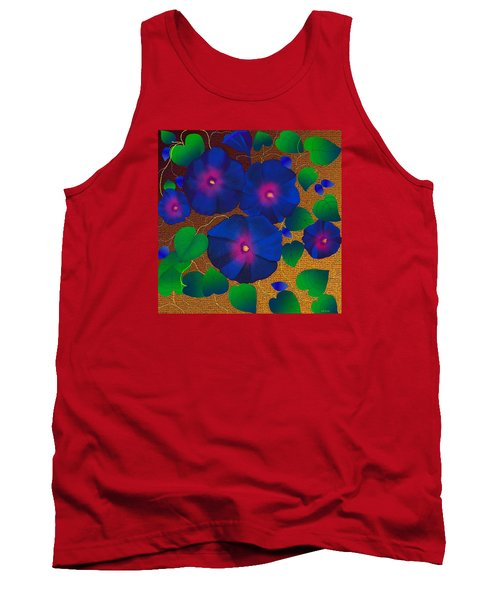 Morning Glory Tank Top