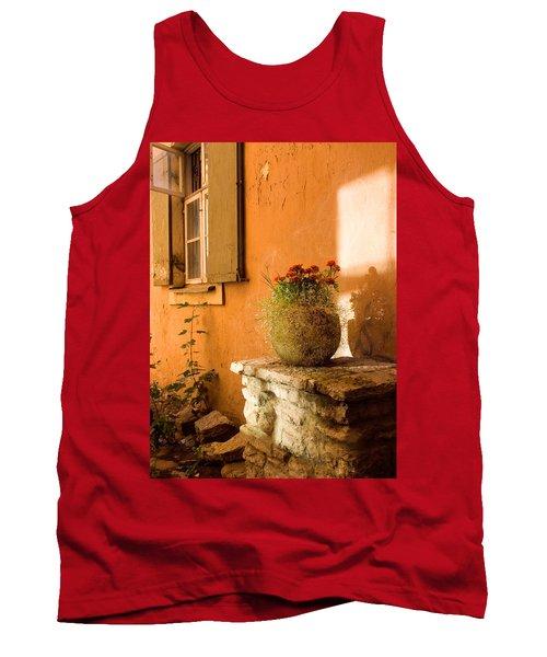 Morning Light Tuscany Tank Top