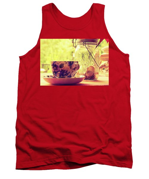 Morning Tea Tank Top