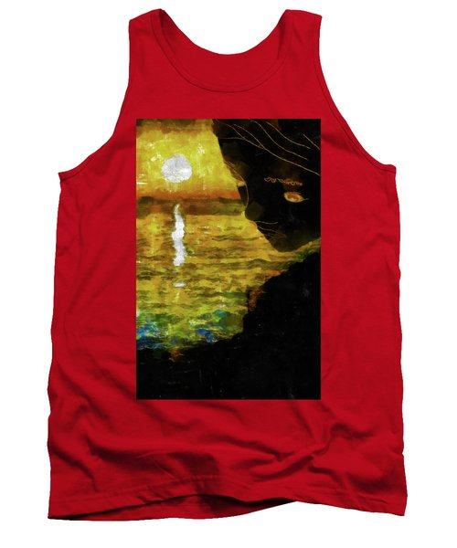 Tank Top featuring the photograph Mother Earth Watching by Joseph Hollingsworth