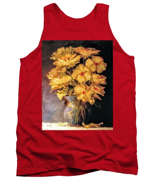 Mother's Favorite Vase Tank Top
