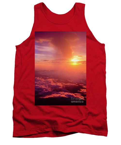 Tank Top featuring the photograph Mountain View by Tatsuya Atarashi