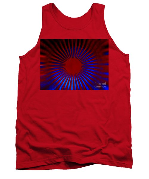 Tank Top featuring the photograph Moving 2 by Trena Mara