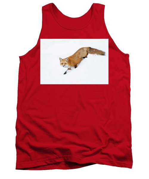 Tank Top featuring the photograph Mr Sly by Mircea Costina Photography