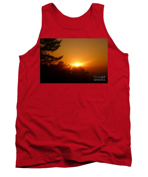 Tank Top featuring the photograph Mulholland  by Nora Boghossian