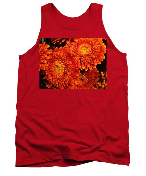 Mums In Flames Tank Top