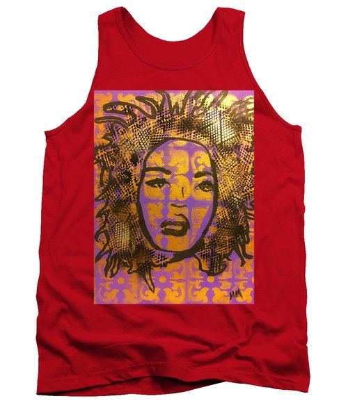 Music Mother  Tank Top by Miriam Moran