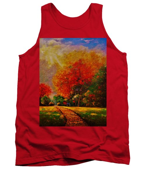 My Favorite Park Tank Top