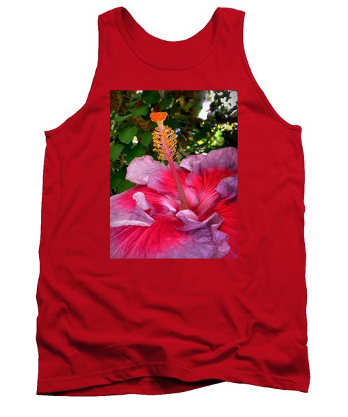 My Special Hibiscus Tank Top