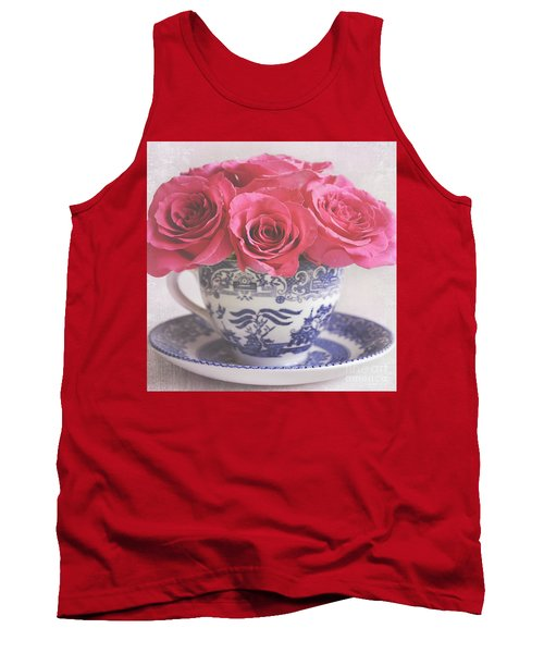 Tank Top featuring the photograph My Sweet Charity by Lyn Randle