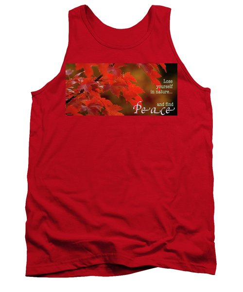 Nature202 Tank Top by David Norman