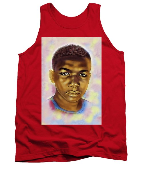 Never Forget Trayvon Tank Top