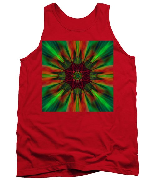 New Life Ablaze Tank Top