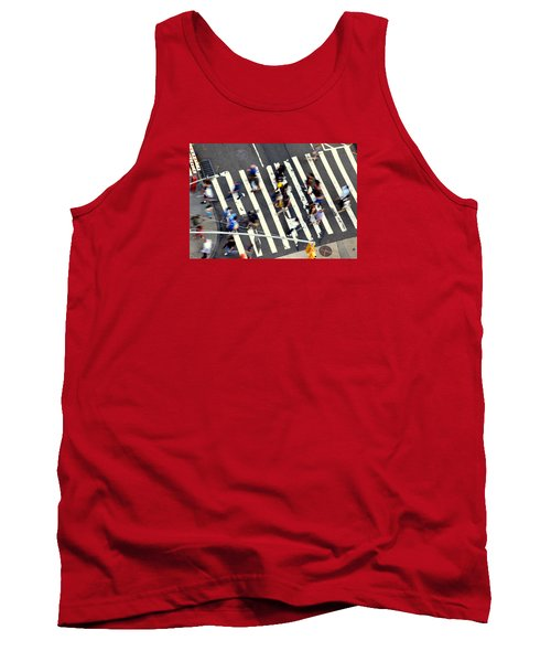 New York Minute Tank Top