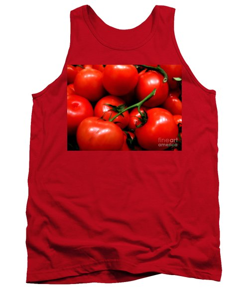 Tank Top featuring the photograph Nice Tomatoes Baby by RC DeWinter