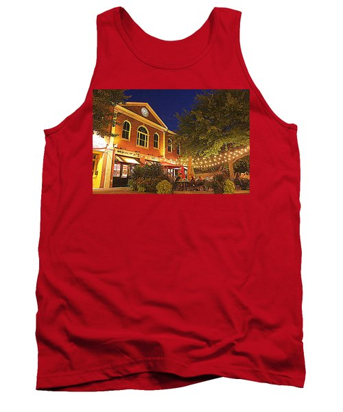 Nightime In Newburyport Tank Top