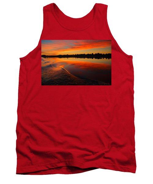 Nile Sunset Tank Top